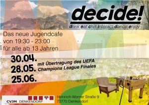 Decide Flyer Q2 2016